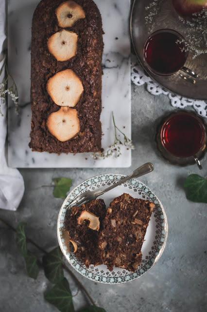 Ciasto bakaliowe, ciasto jabłkowe