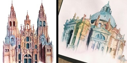 00-Watercolor-Paintings-Sarah-Quarelle-www-designstack-co