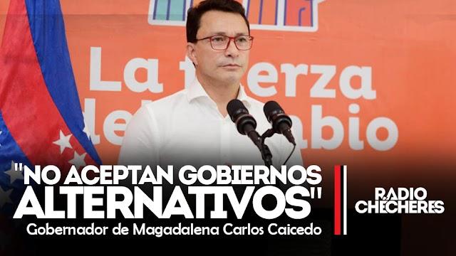 Gobierno habría bloqueado participación de Caicedo y Johnson en Congreso de Concejales en Santa Marta