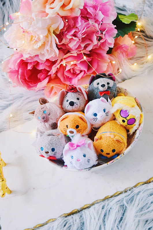 Tsum Tsum Review | Aristocats Series