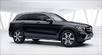 Dòng xe Mercedes GLC 200 4MATIC 2021