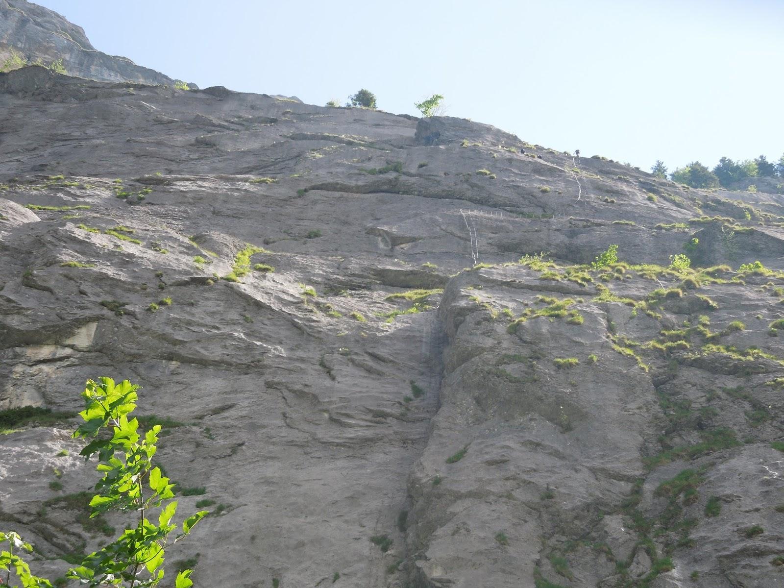 Klettersteig Fürenwand : Dumbo s wanderungen klettersteig fürenwand