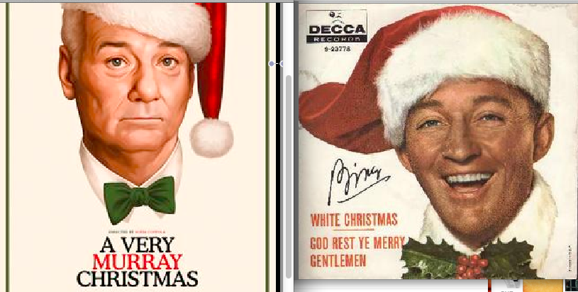 bing crosby most popular christmas songs