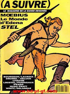 Moebius, le monde d'Edena Stel