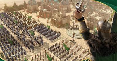 لعبه انتقام السلاطين – أفضل ألعاب أندرويد