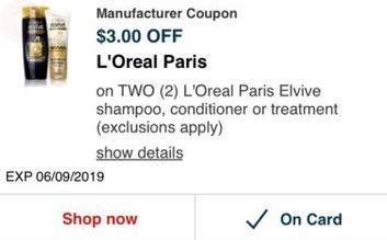 FREE Loreal CVS deal