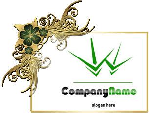 تحميل تصميم شعار أسهم مفتوح للفوتوشوب, arrows psd logo design download