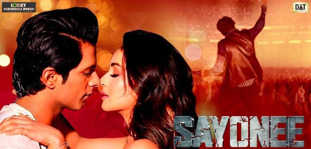 """SAYONEE LYRICS HINDI,ENGLISH – ARIJIT SINGH """"Sayonee Lyrics""""Sayonee song lyrics Arijit Singh"""