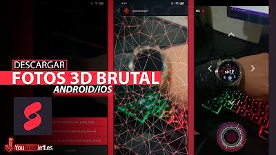 Crea Fotos 3D y Sorprende en Redes Sociales, Descargar Fyuse para Android o iOS