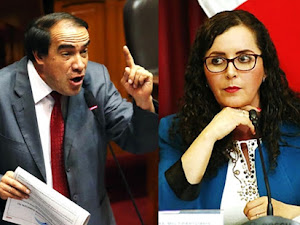 """Yonhy Lescano: """"Rosa Bartra estafó al país con su informe Lava Jato"""""""