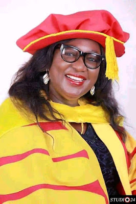 Biography of Prof. Florence obi first female Vice Chancellor of Unical