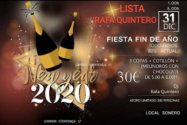 Flyer Fiesta Fin De Año