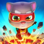 Talking Tom Hero Dash Apk