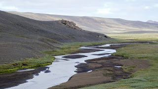 East of Iceland scenery