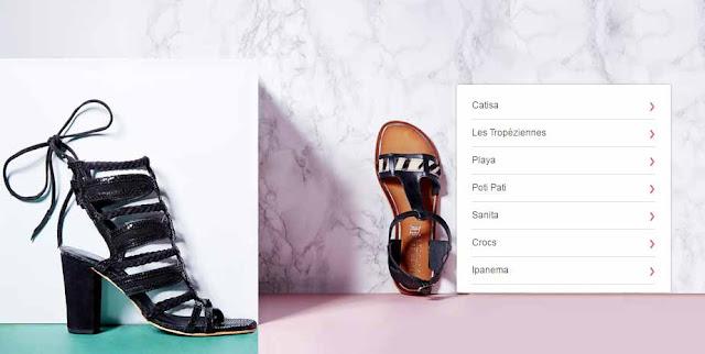 zuecos y sandalias baratas