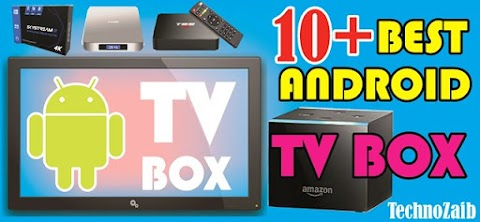 10+ Best Android TV Box