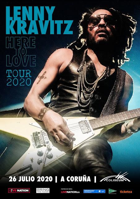 Agenda de giras, conciertos y festivales - Página 15 Lenny