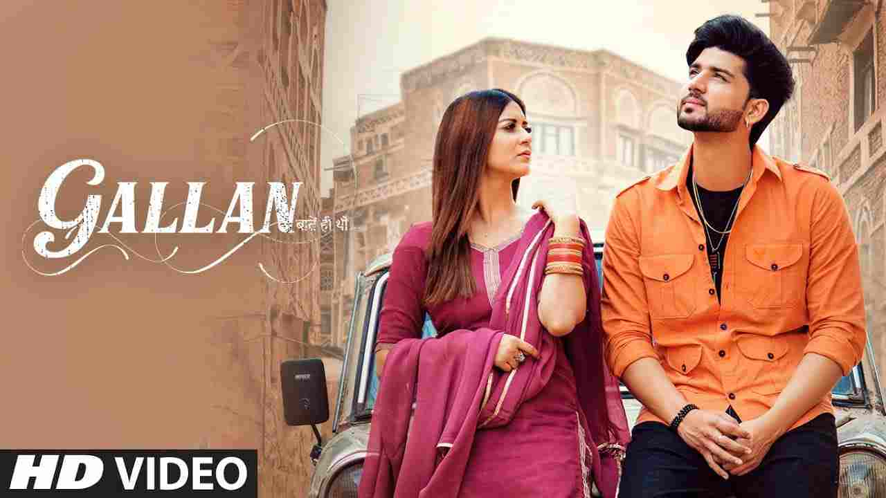Gallan lyrics Davinder Dhillon Punjabi Song