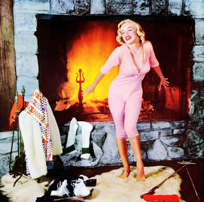Marilyn Monroe navidad