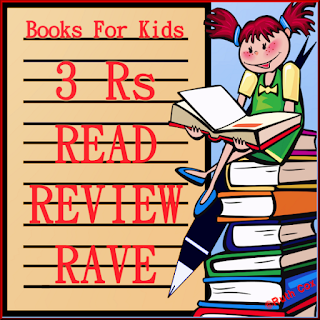 3 R's of Ruthi Reads Books For Kids - Read, Review, Rave