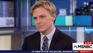 Ronan Farrow Says He Was Threatened Personally With a Lawsuit by Harvey Weinstein