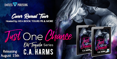 Just One Chance Cover Reveal