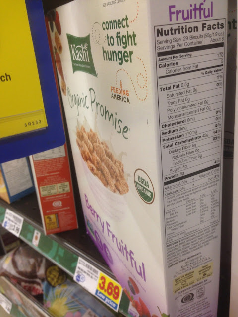 Berry Fruitful Cereal, Kashi - Kroger