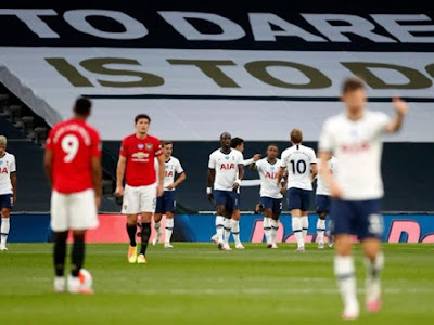 Pogba Shines & Suarez Lost… Things Learnt In Spurs 1-1 Utd & Barca's 0-0 Draw