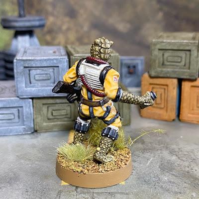 Star War Legion Bossk