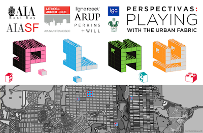 "PERSPECTIVAS 2015 ""PLAYING WITH THE URBAN FABRIC"""