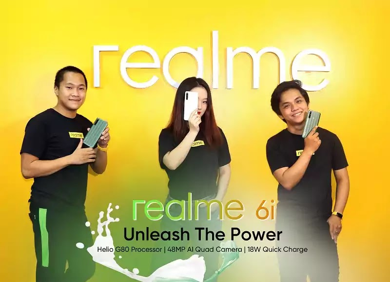 Realme Philippines Executives