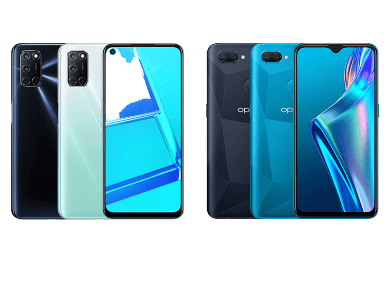 OPPO A52 and A12 now available in the Philippines!