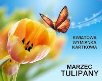 http://misiowyzakatek.blogspot.com/2017/03/kwiatowa-wymianka-kartkowa-tulipany.html