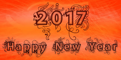 2017 New Year ecards friends lover