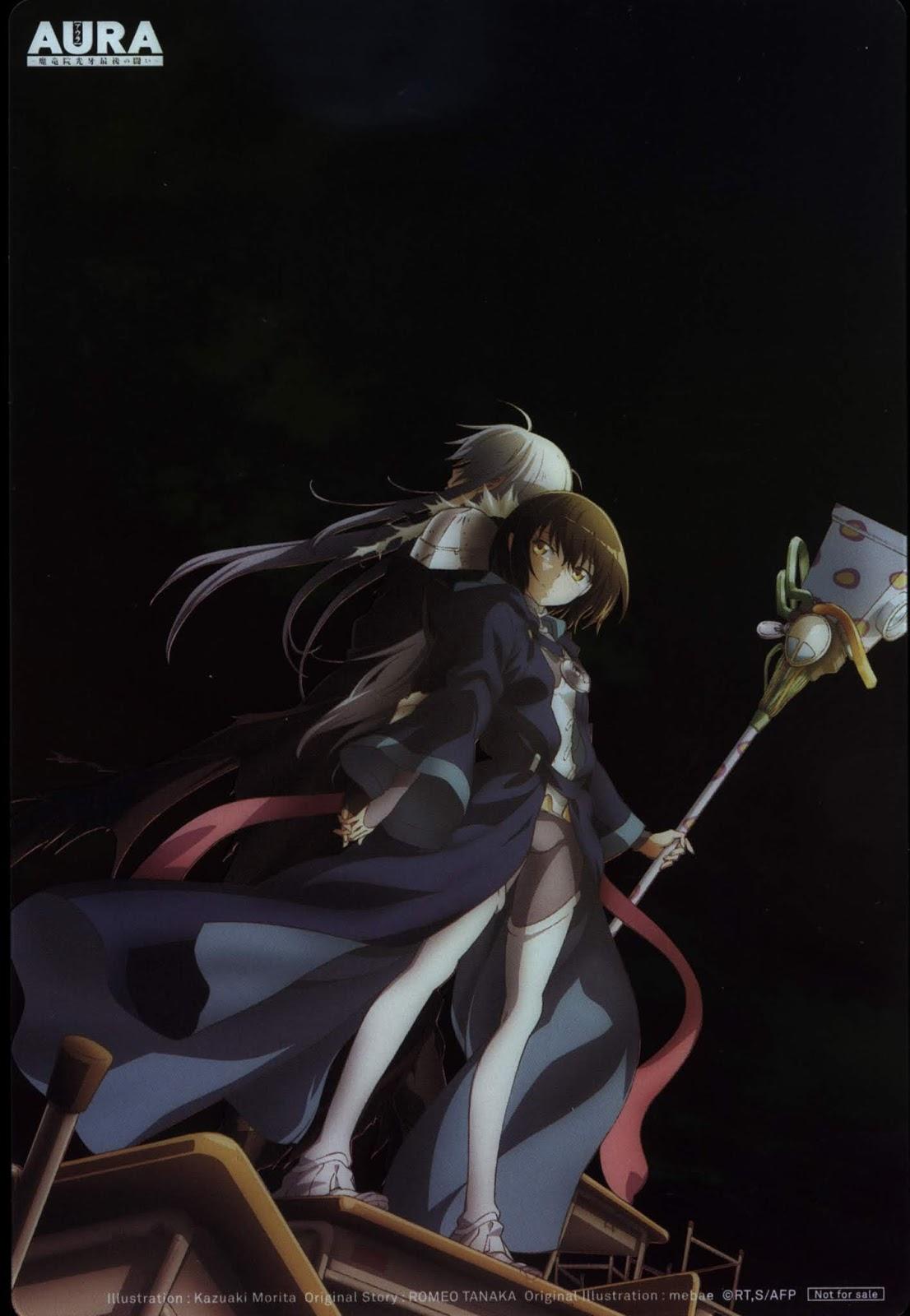 Aura: Maryuuinkouga Saigo no Tatakai | The Motion Picture 2.0