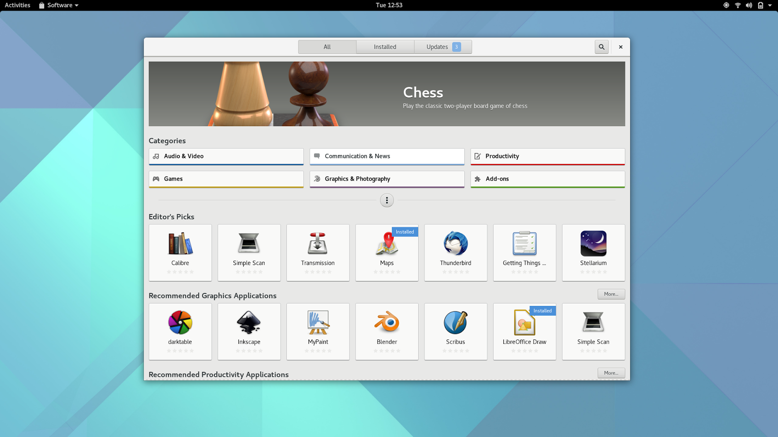 gnome 3.22 linux