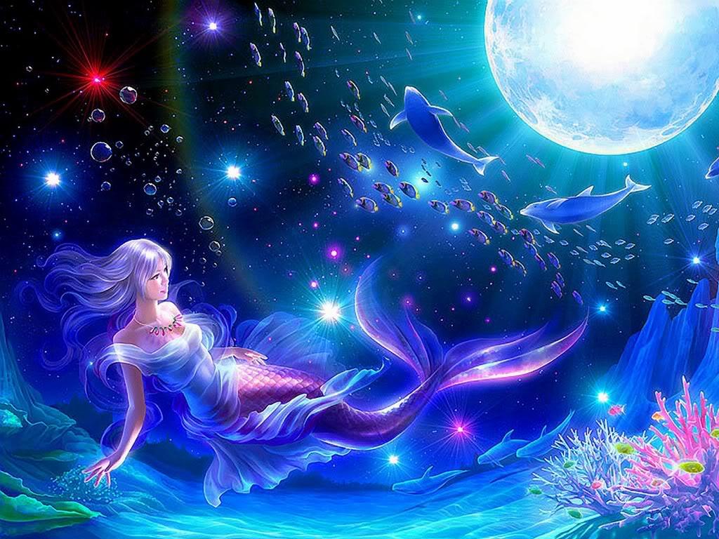 InfoFacts: Mermaid