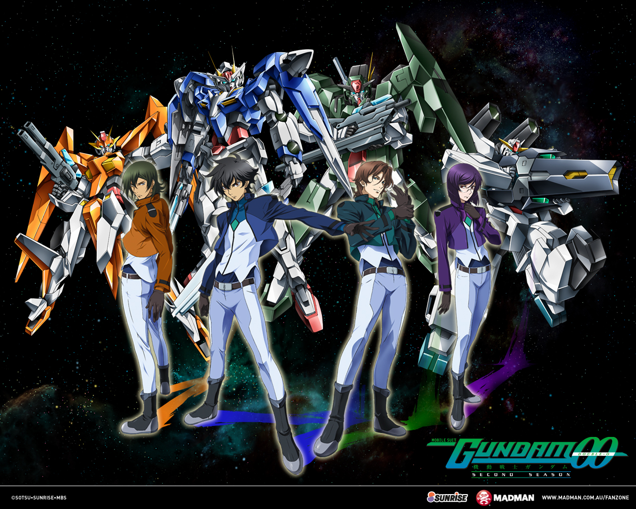Gundam 00 Space Suit (page 4) - Pics about space