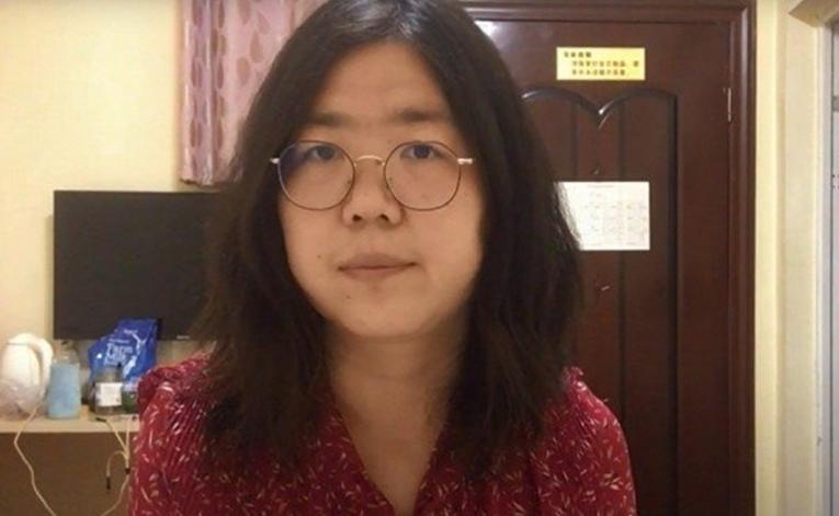 China condena jornalista que cobriu início da pandemia em Wuhan