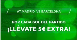 Mondobets promo Atletico vs Barcelona 21-11-2020