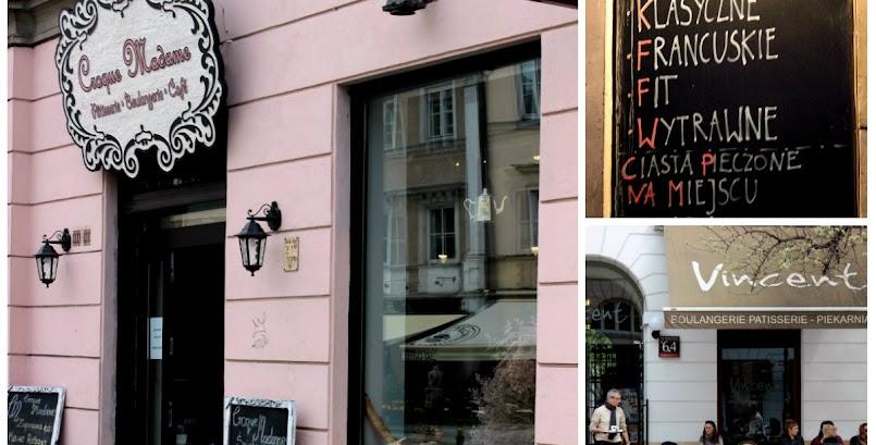 Francuskie kawiarnie / Les cafés en France et en Pologne