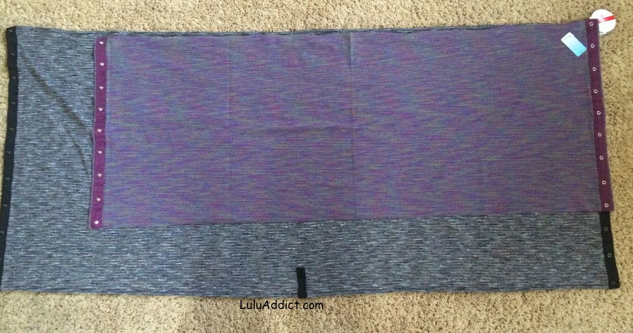Lululemon Addict: Ivivva Village Chill Scarf vs. Lululemon ...