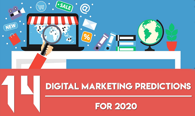 14 Digital Marketing Predictions For 2020