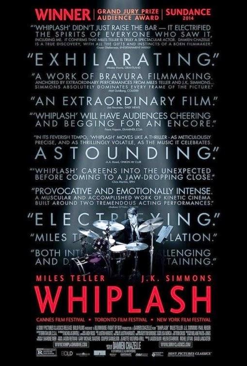 Review  Whiplash: Em Busca da Perfeição