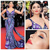 GET THE LOOK: Aishwarya Rai Bachchan's Cannes 2018 Glitter Wing Liner
