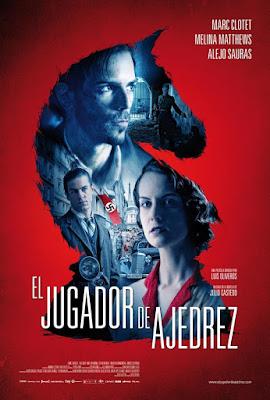 El Jugador De Ajedrez 2017 DVD R2 PAL Spanish