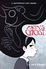 Read Anya's Ghost Graphic Novel