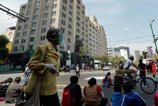 1,434 muertes por coronavirus en México y 15,529 casos confirmados