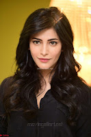 Shruti Haasan Looks Stunning trendy cool in Black relaxed Shirt and Tight Leather Pants ~ .com Exclusive Pics 063.jpg