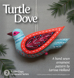 Turtle Dove pattern